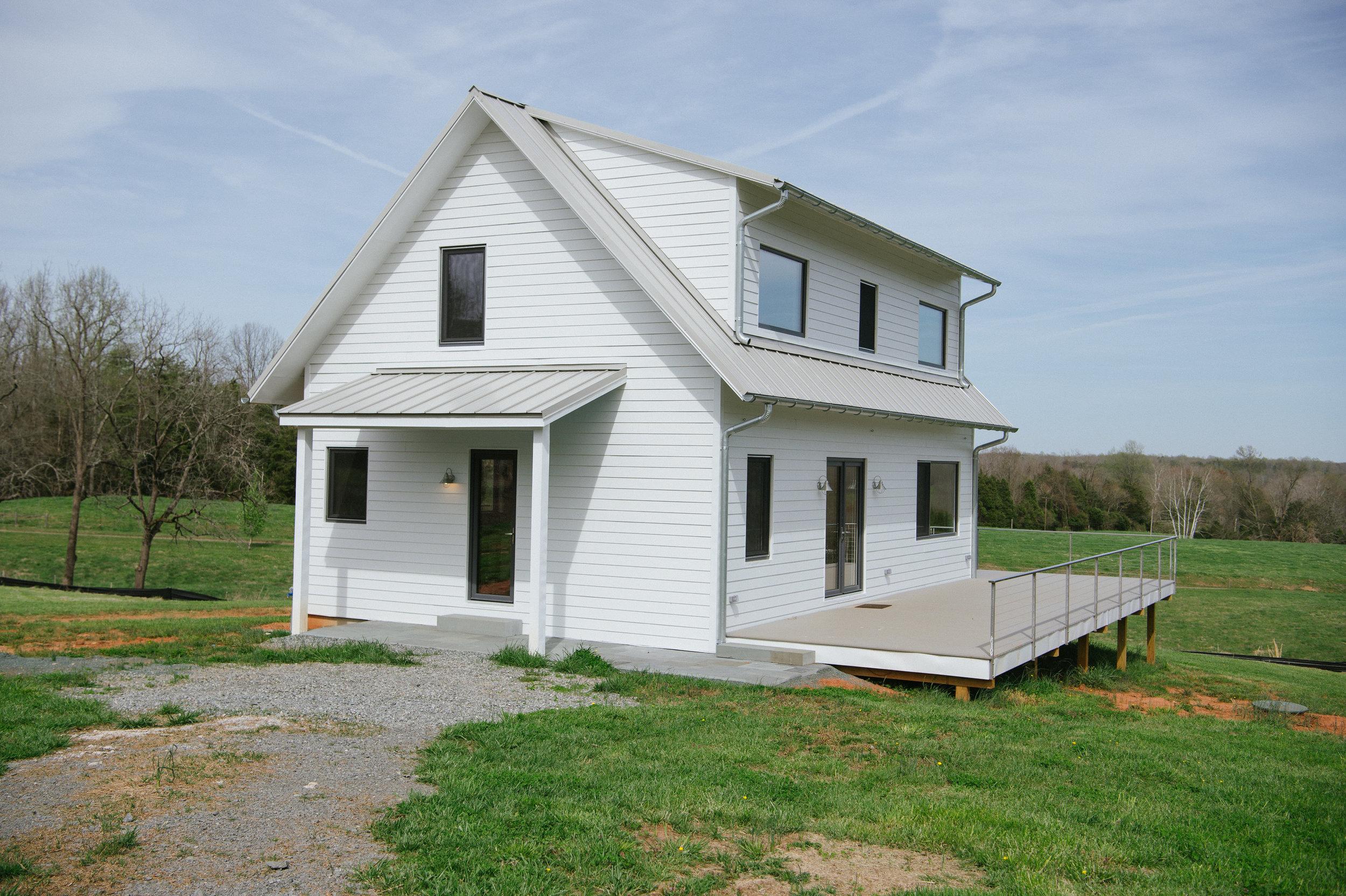 Unionville Passive House