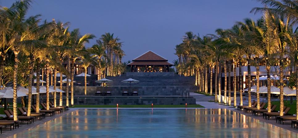 Nam Hai Poolside