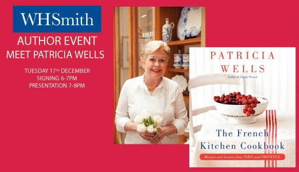 WH Smith author event