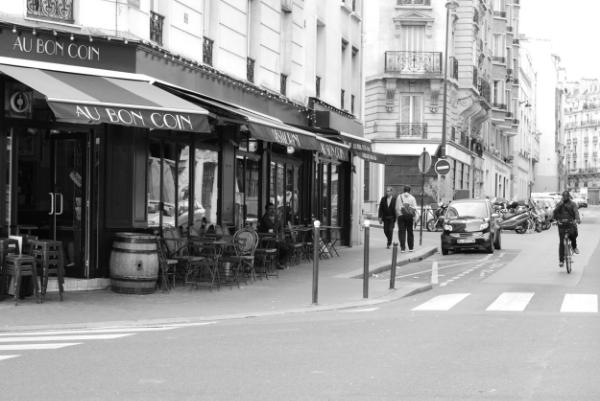 Au Bon Coin – a neighborhood institution