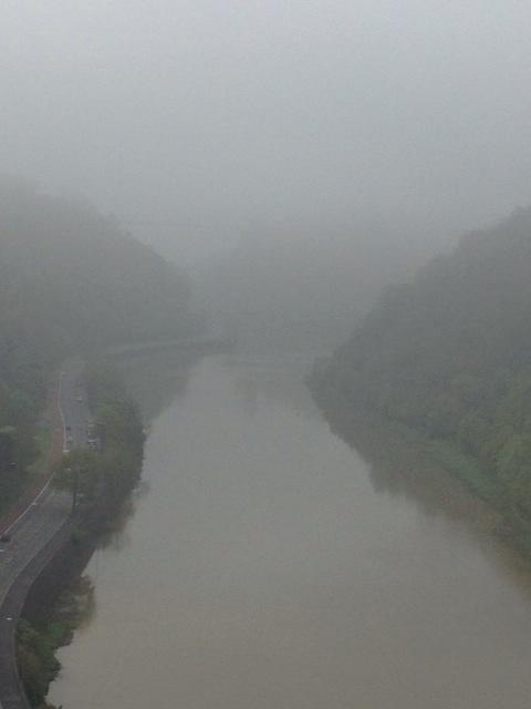 Spot the Suspension Bridge!!!