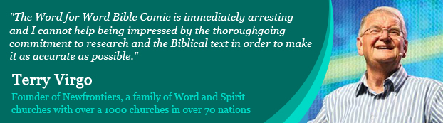 Terry Virgo Endorsement the Christian Bible