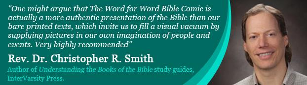 Rev Dr Chris R Smith Scholar endorsement