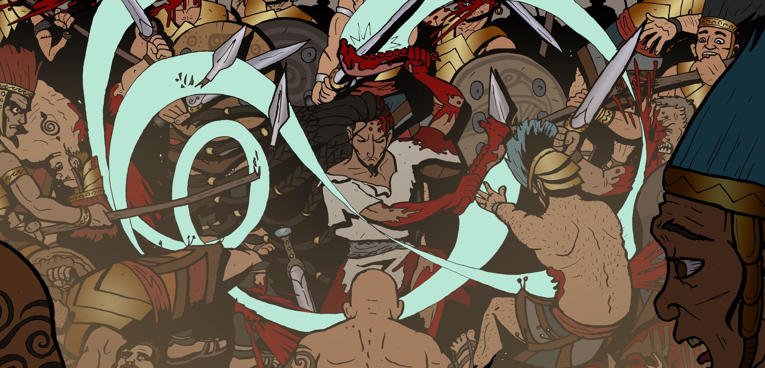 Samson slay thousand 1000 philistines men