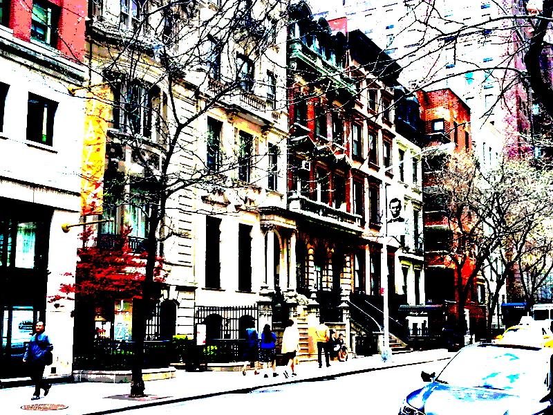 Midtown NYC, 1