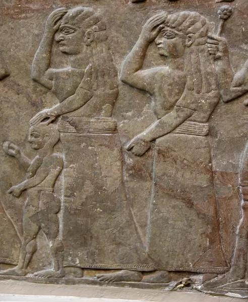 original bas relief