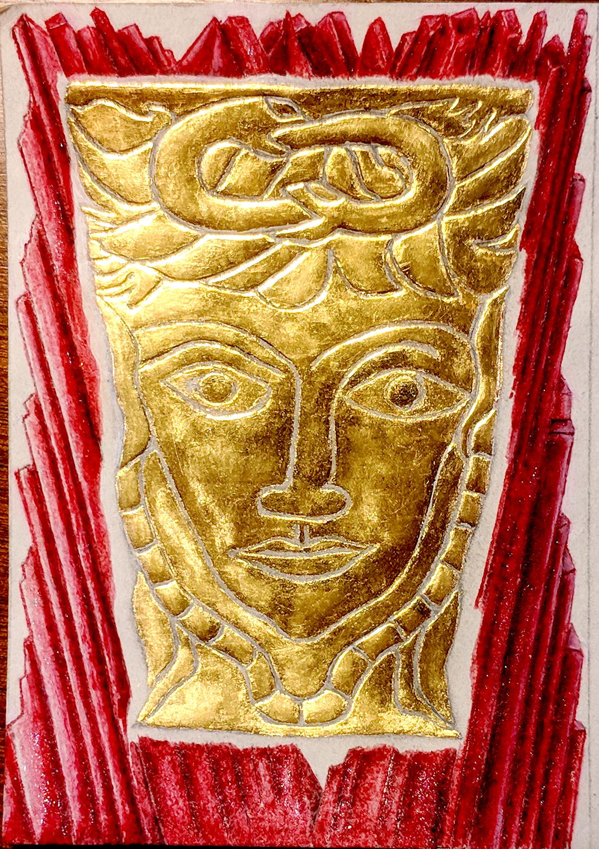 Achaemenid gold cup