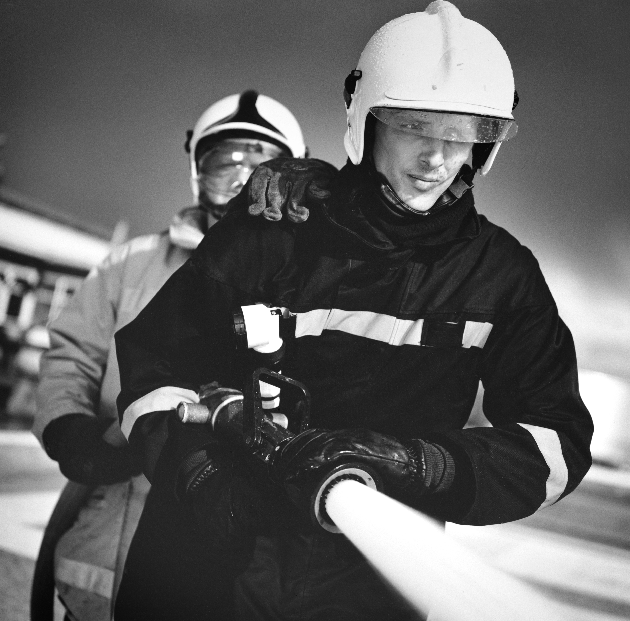 Firecrew, London Heliport