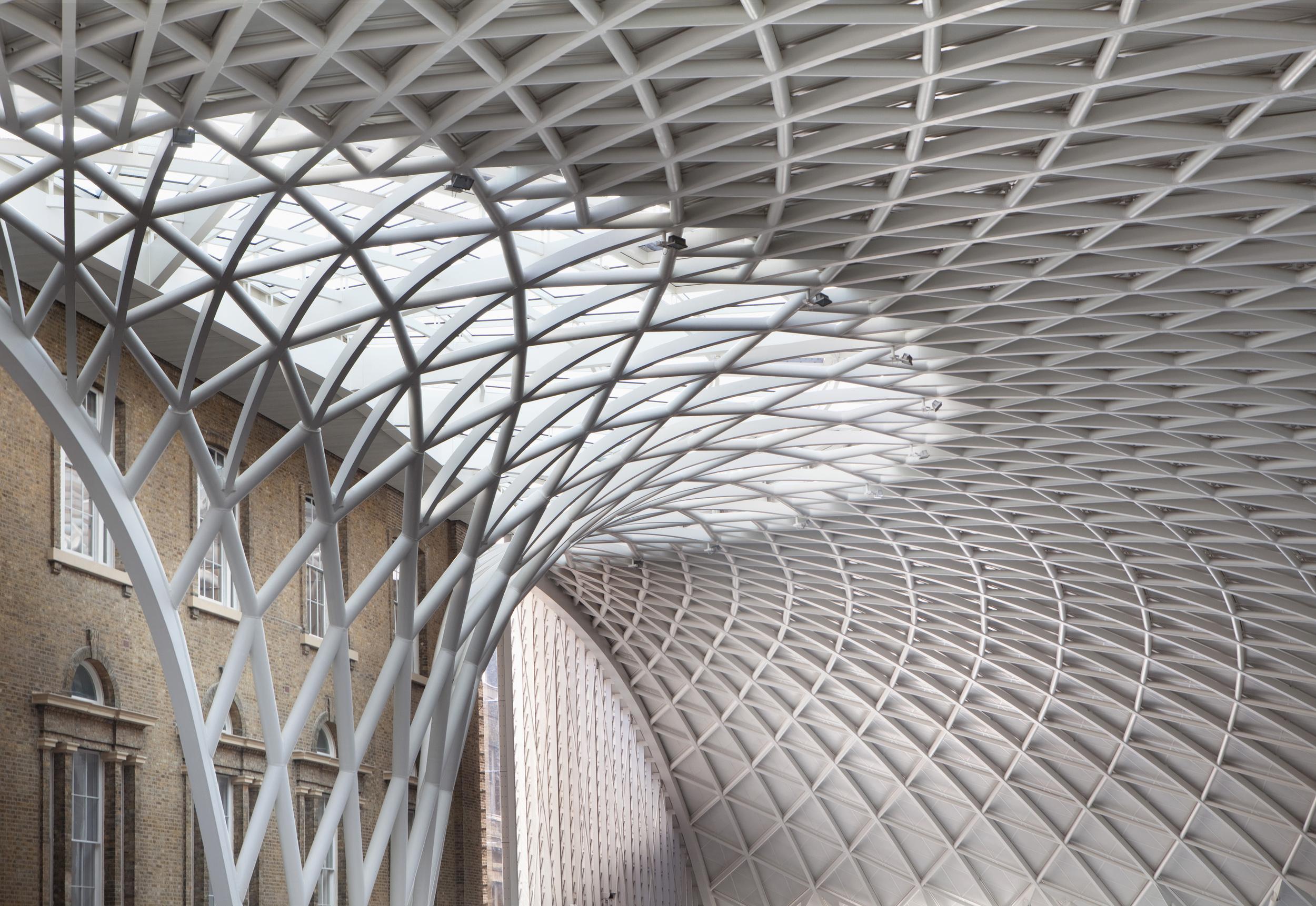 King's Cross Station, Network Rail