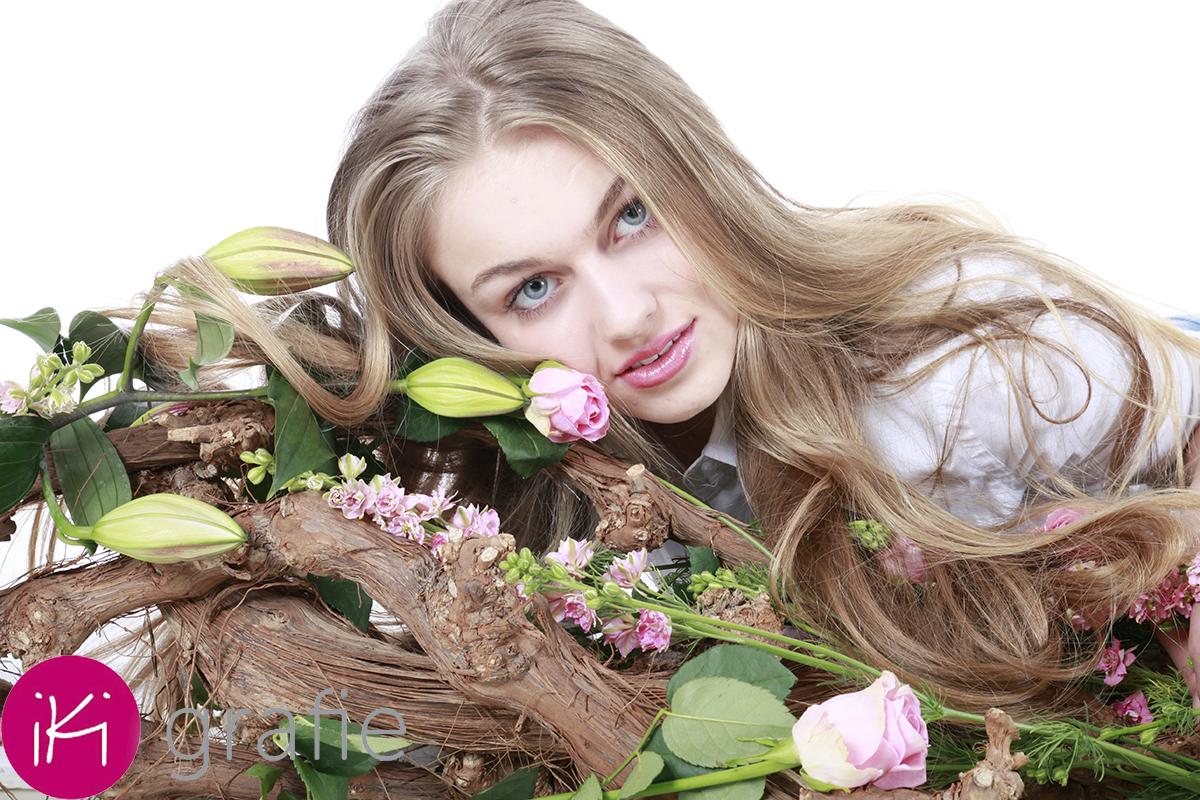 bloemen bij ikigrafie fotografie waddinxveen
