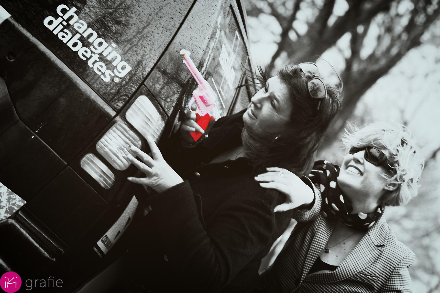 vergeet Bonnie&Clyde