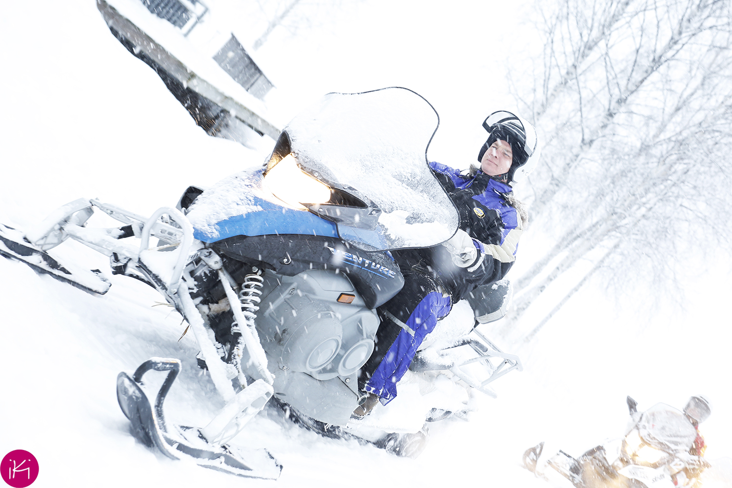 snowscooters