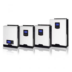 Напълно автоматизиран хибриден соларен инвертор за дома и малкия бизнес