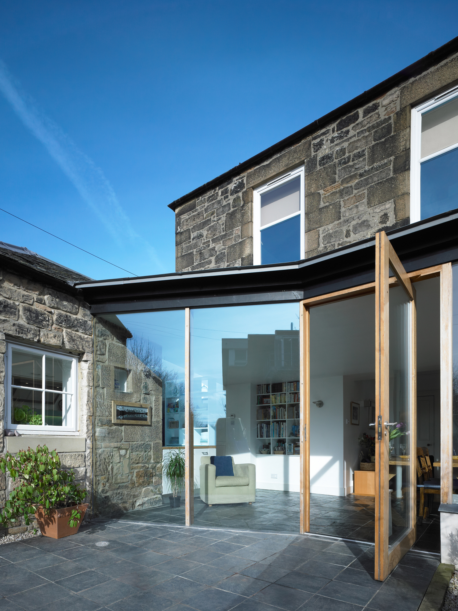 WT Architecture, Newhaven Extension