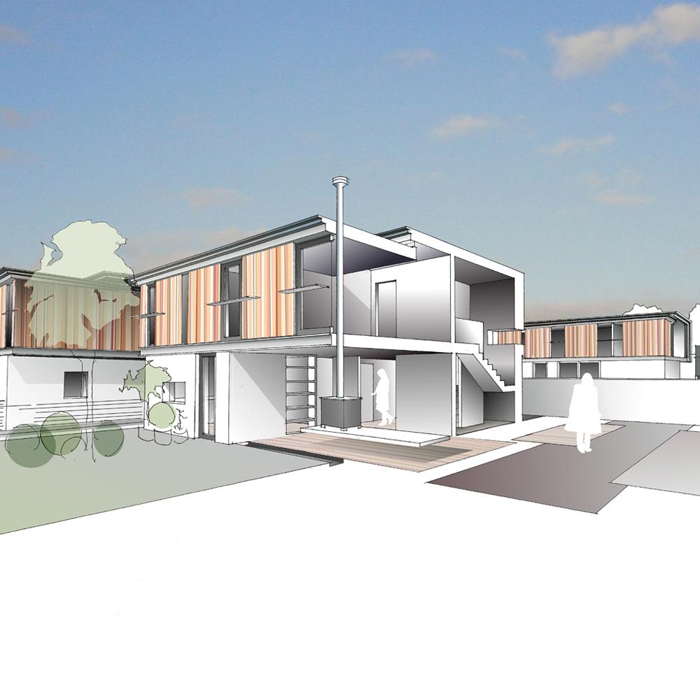Housing New Town of Calderwood