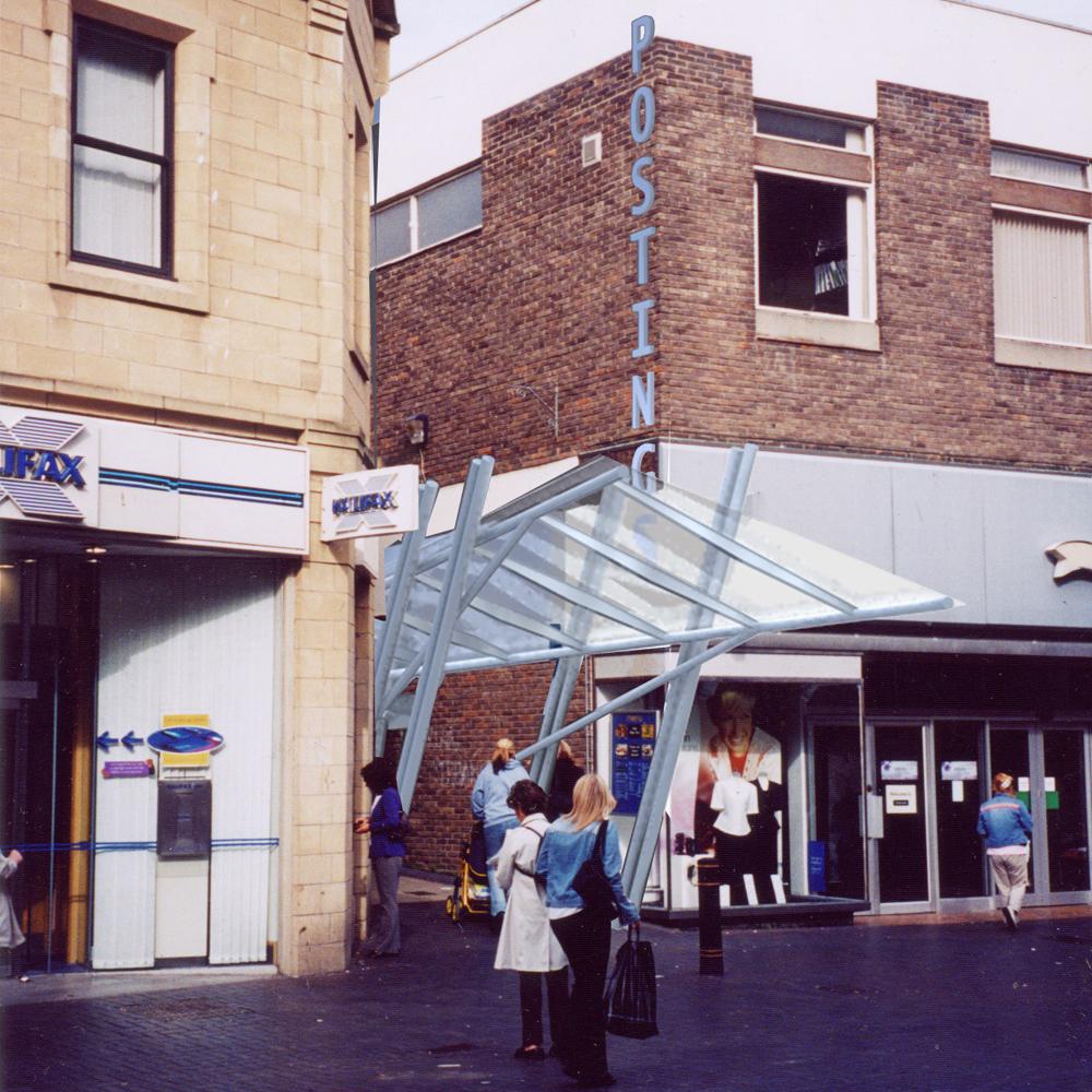 Streetscaping Kirkcaldy