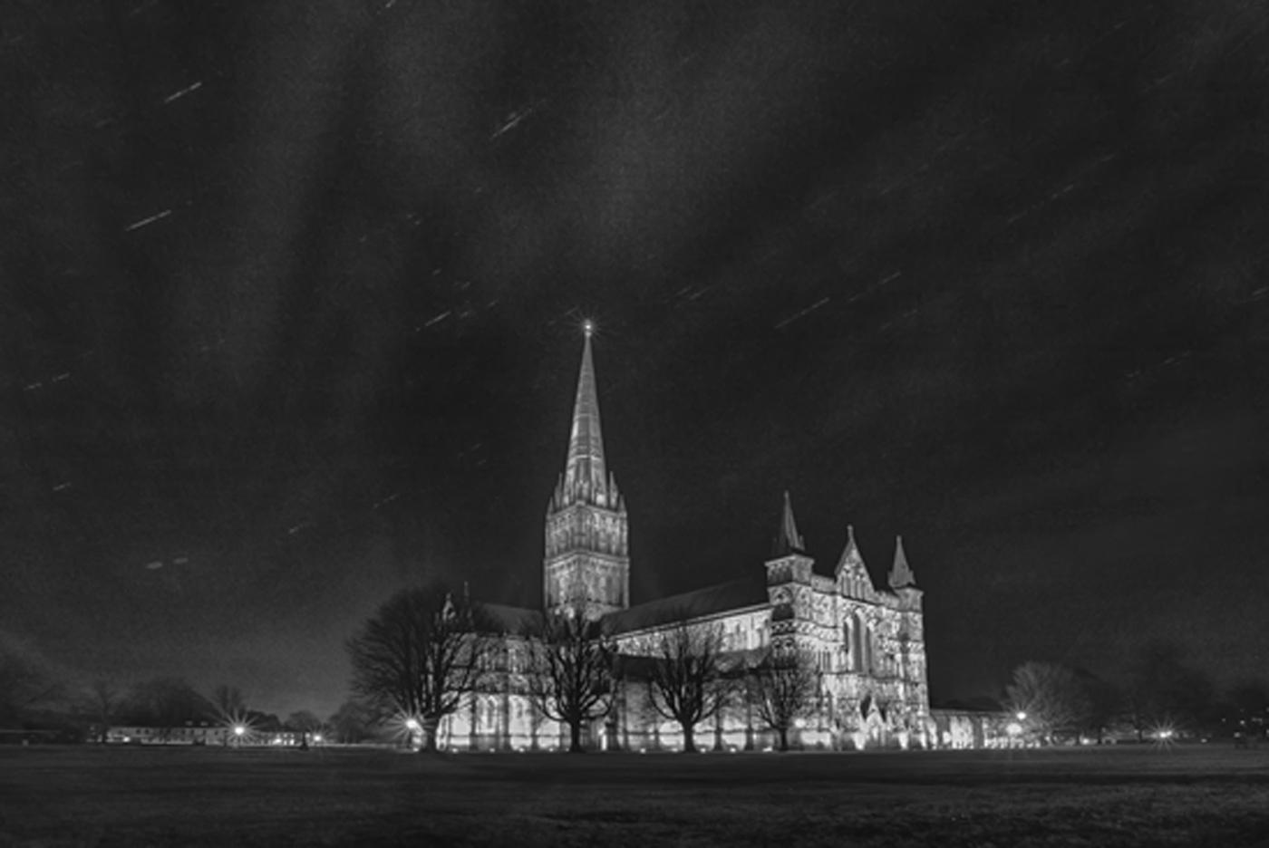 Salisbury Cathedral by Rob Lanham