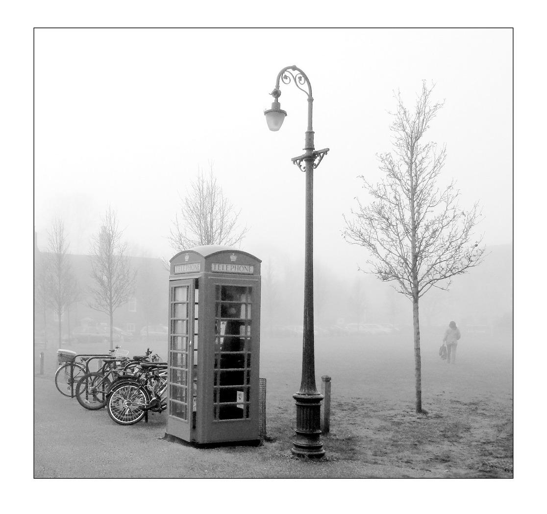 'Misty Close Kiosk' by Peter Read