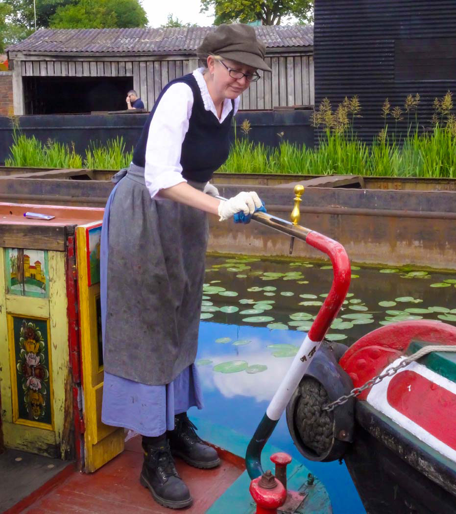 Black Country Museum Canal