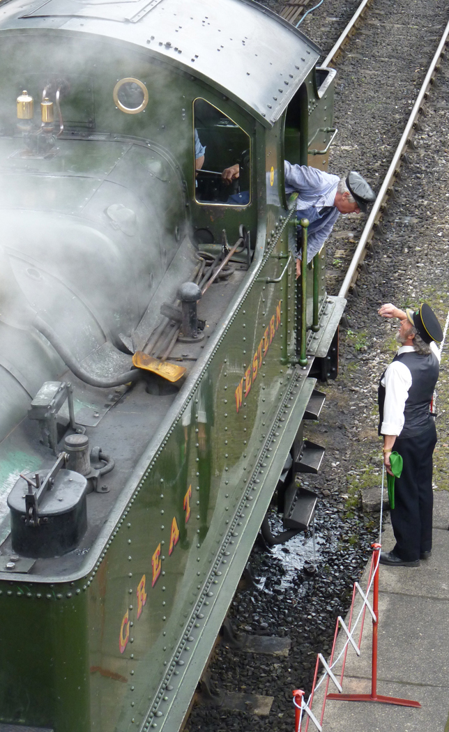 Severn Valley Steam Train 1