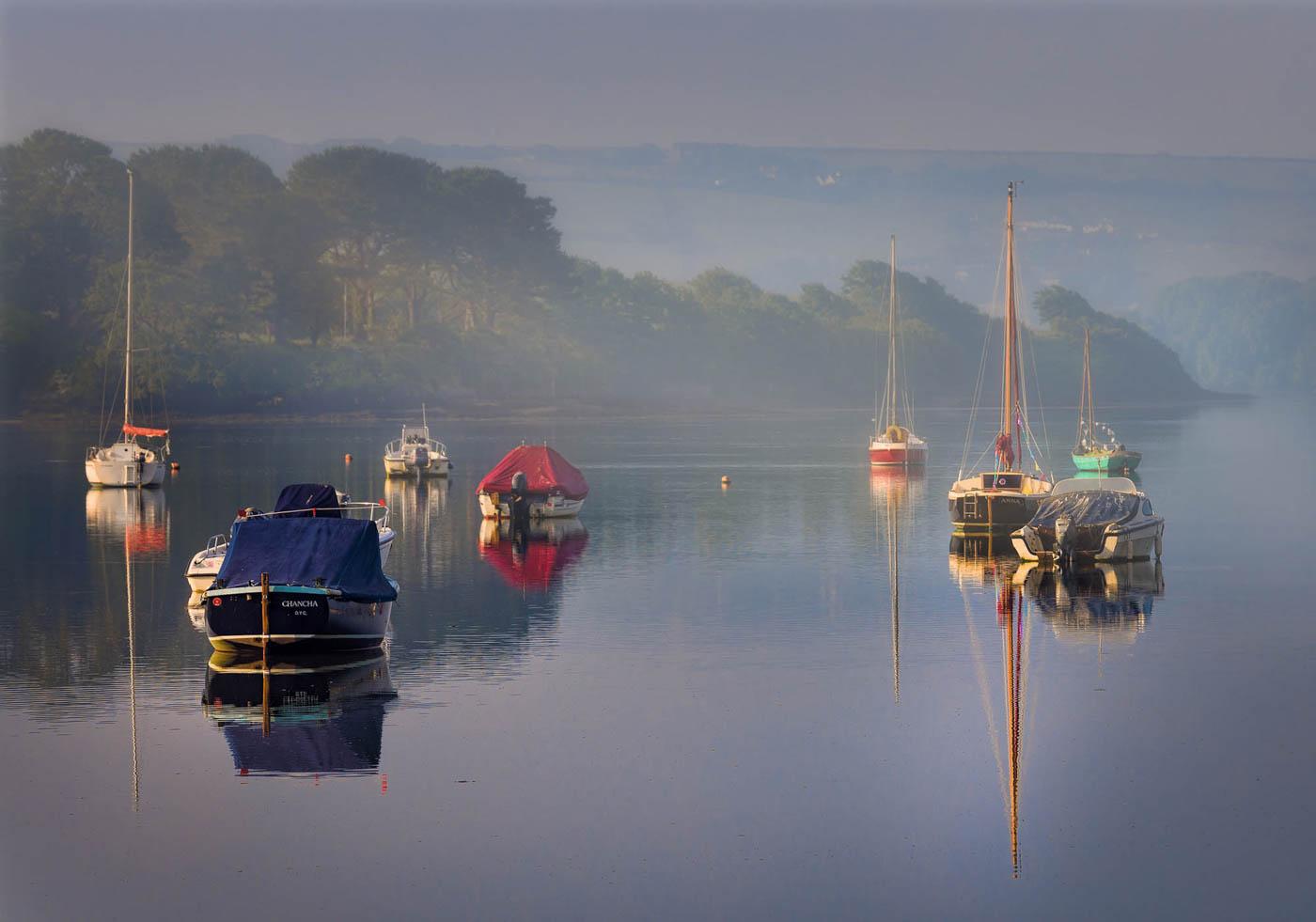 First 'Early Morning Peace' by John Barton