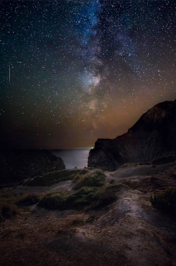 First 'Night Show at Lulworth' by John Barton