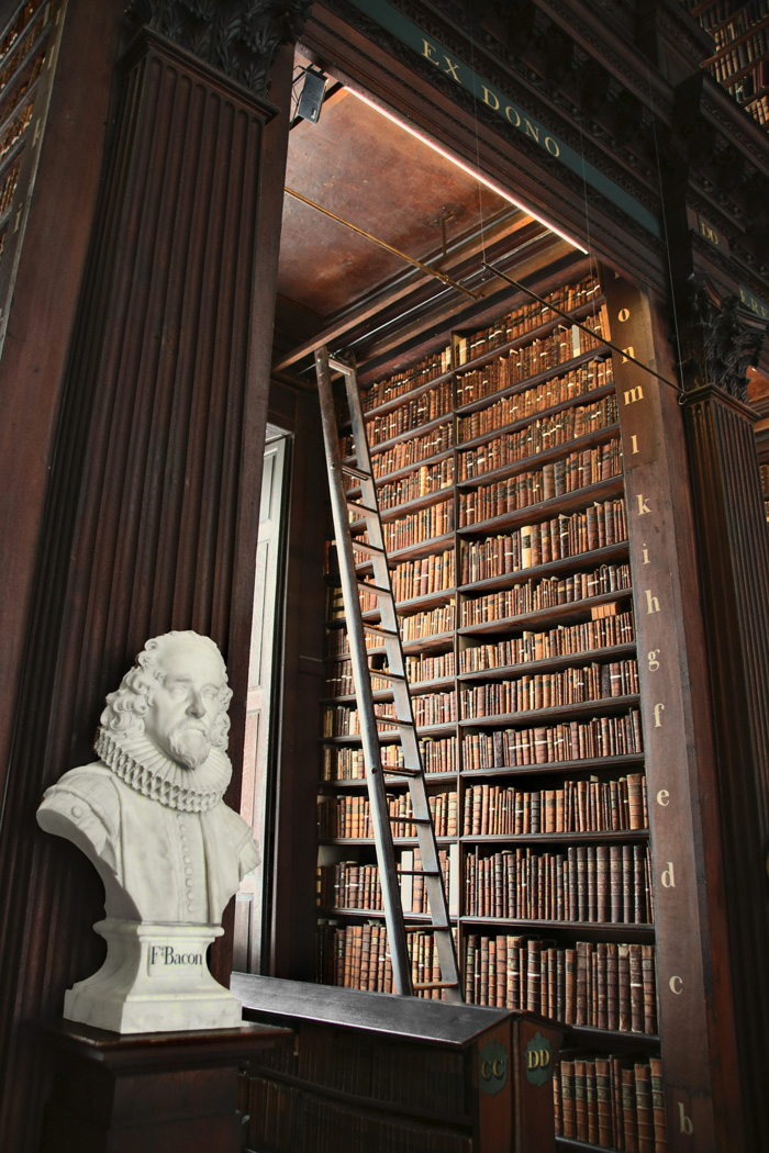 Third 'Trinity Library' by Robin Gemmill