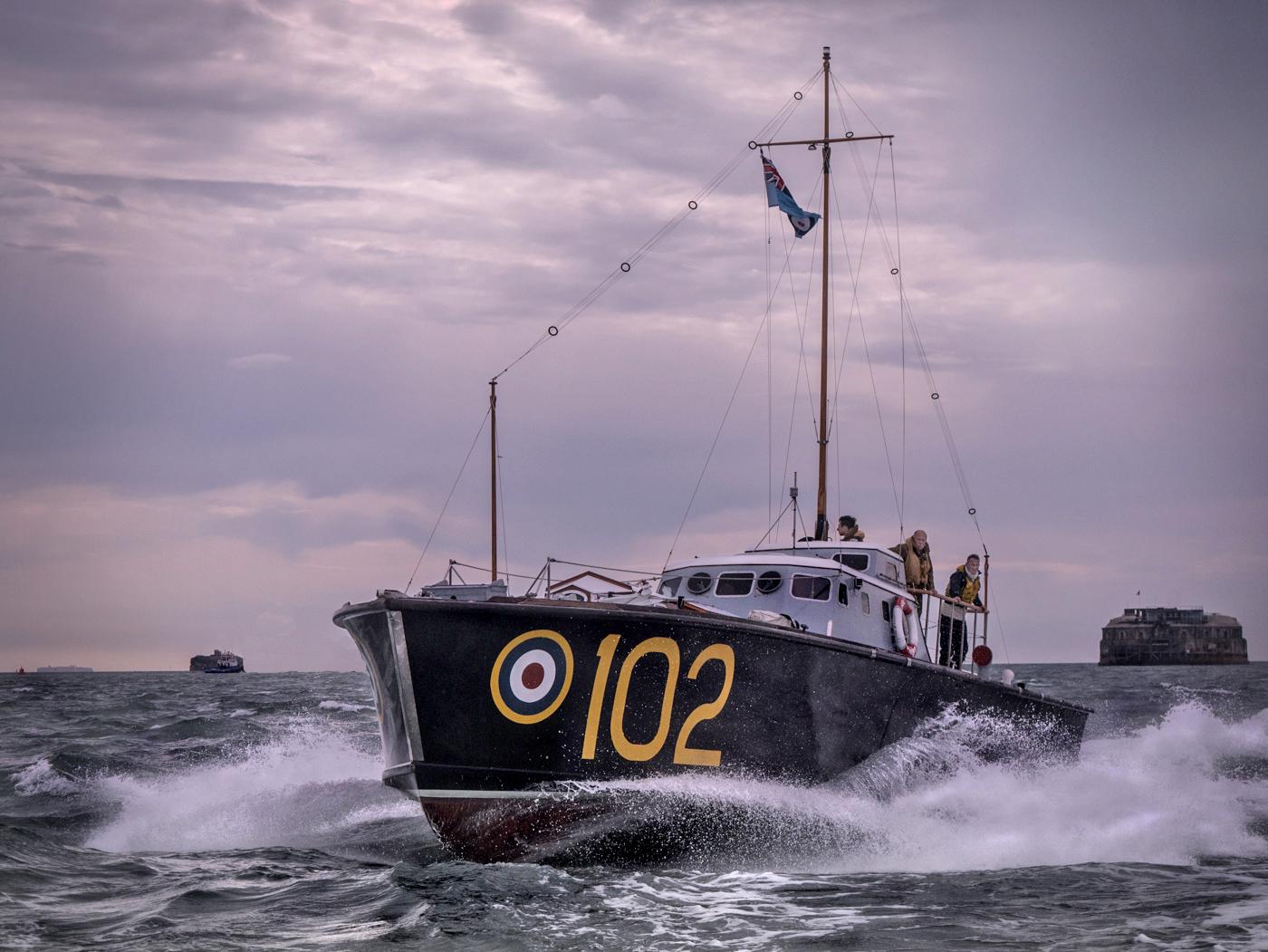 'Air Sea Rescue' by Ian Porter
