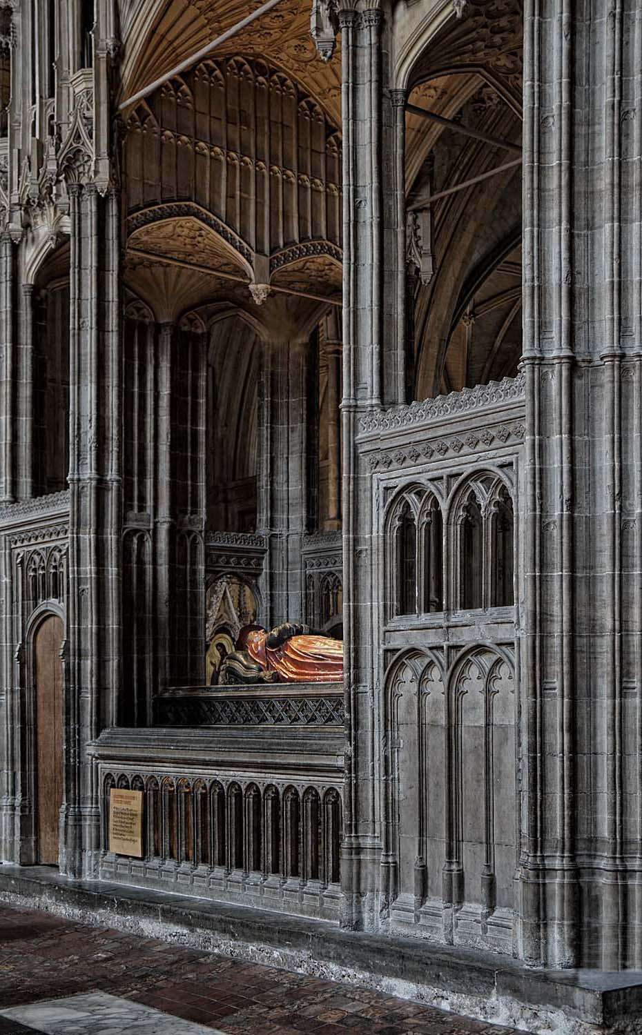 'Cardinal Beauforts Chantry Winchester' by Peter Read