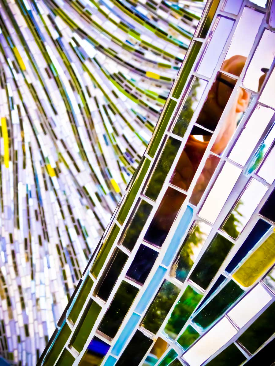 'Glass Mosaic' by Peter Read