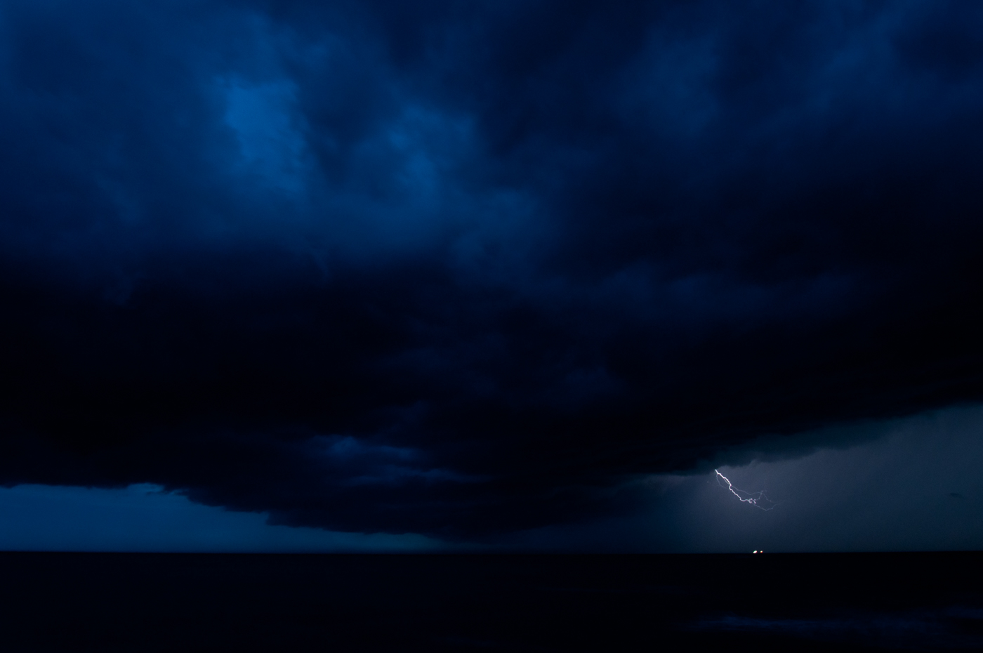 """First """"Storm Front' by Marina Hauer"""