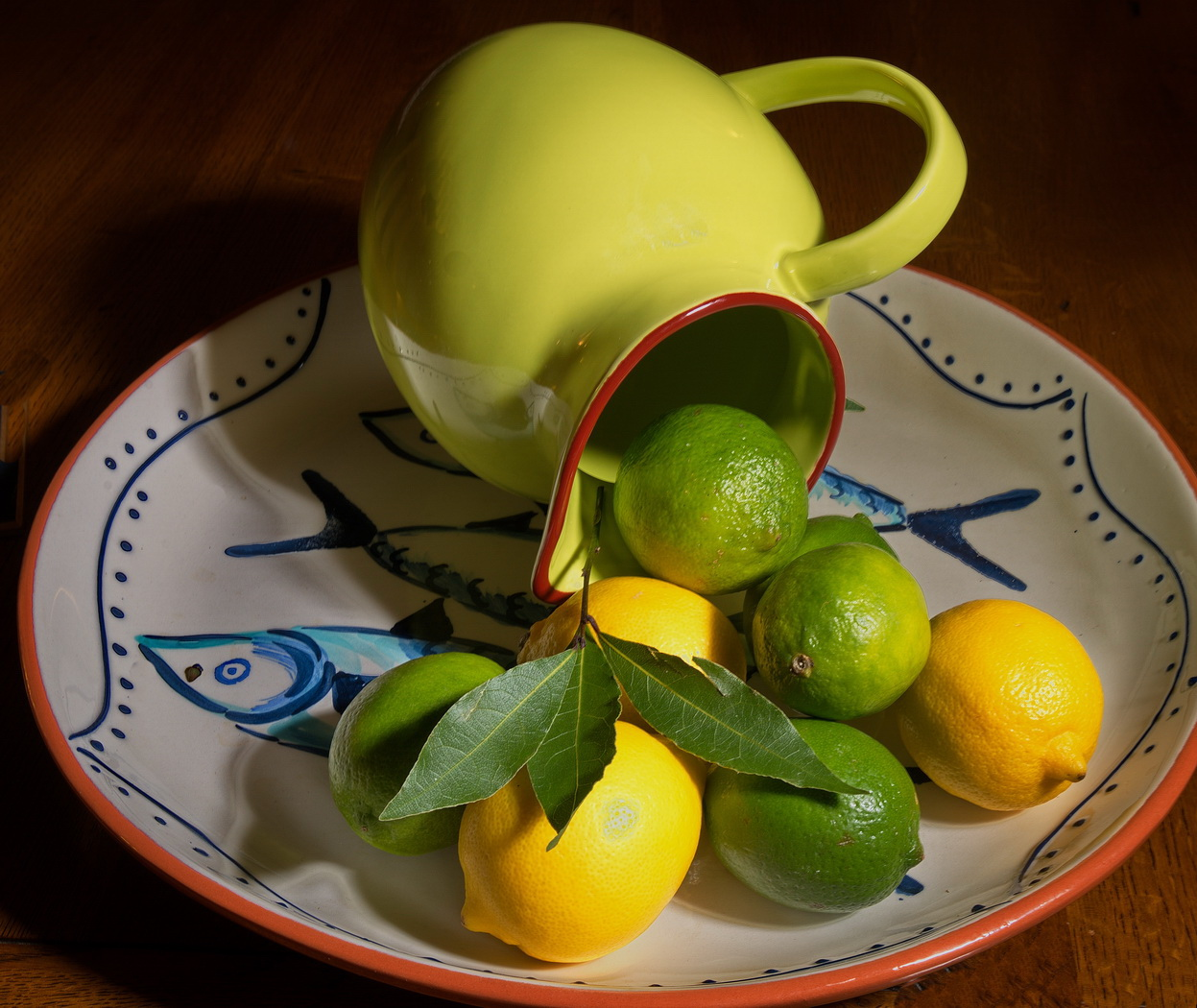 """First """"Lemons & Limes' by Roger Kent"""