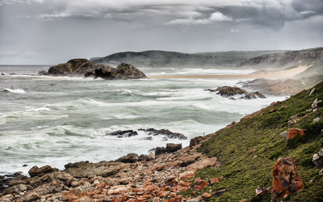 First 'Cape Coastline' by Mike Brown