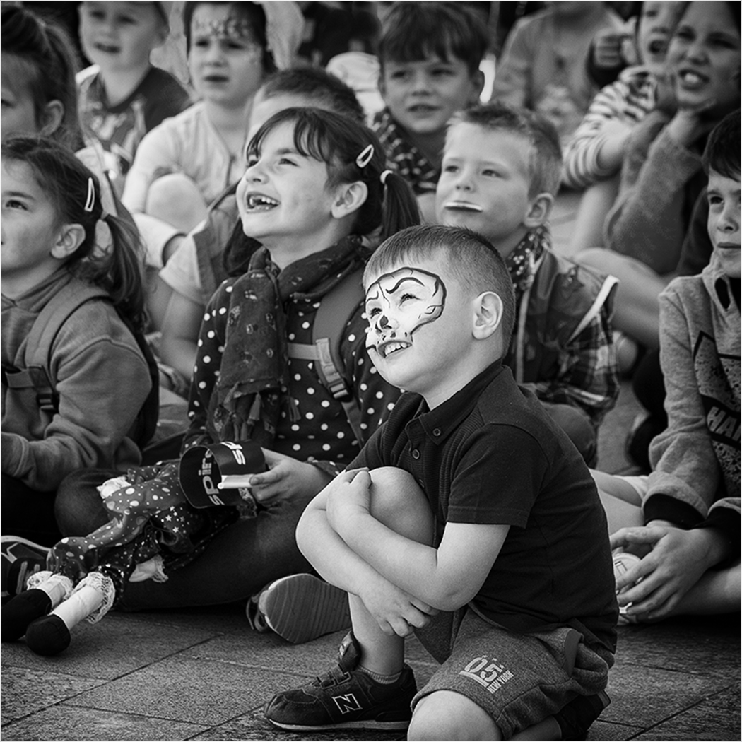 First 'Watching the show' by Tony Oliver