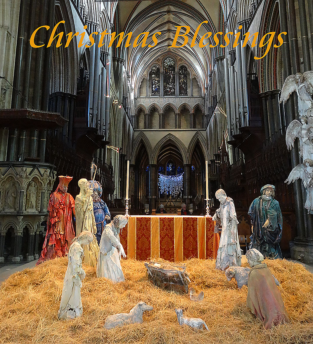 'Christmas Blessings' by John Hart