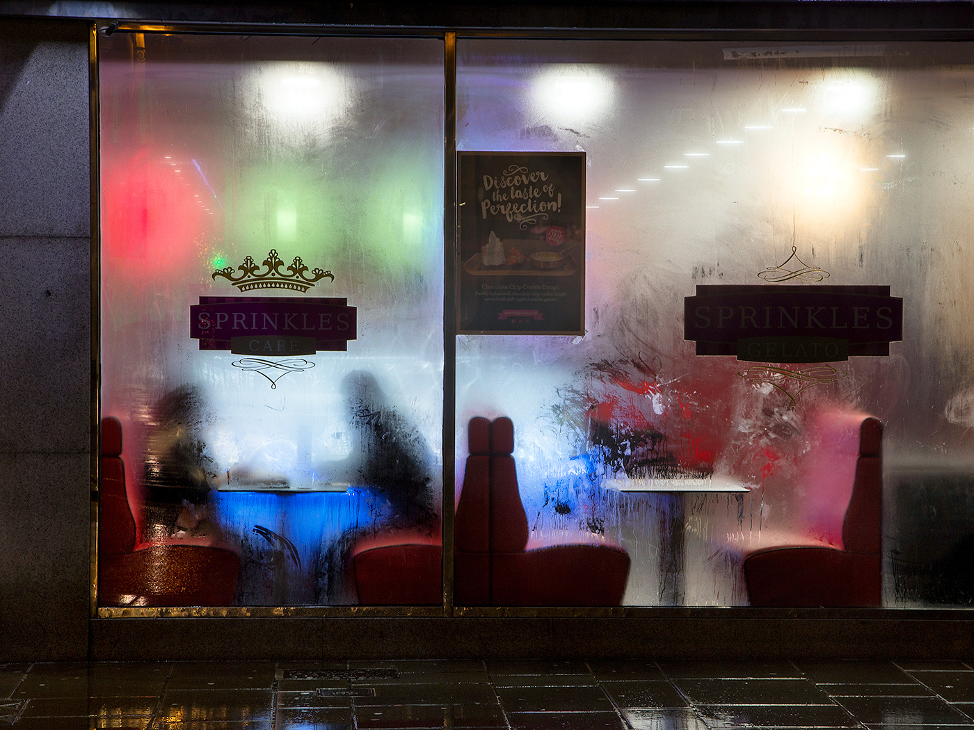 12_Fast food on a wet night_Tony Oliver