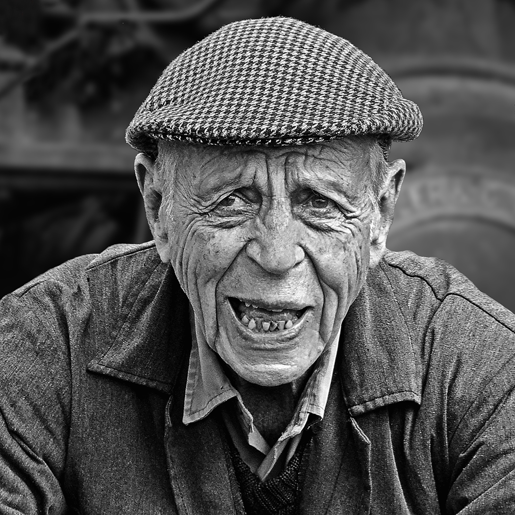 First 'The Old Engine Driver' by Richard Ramsay