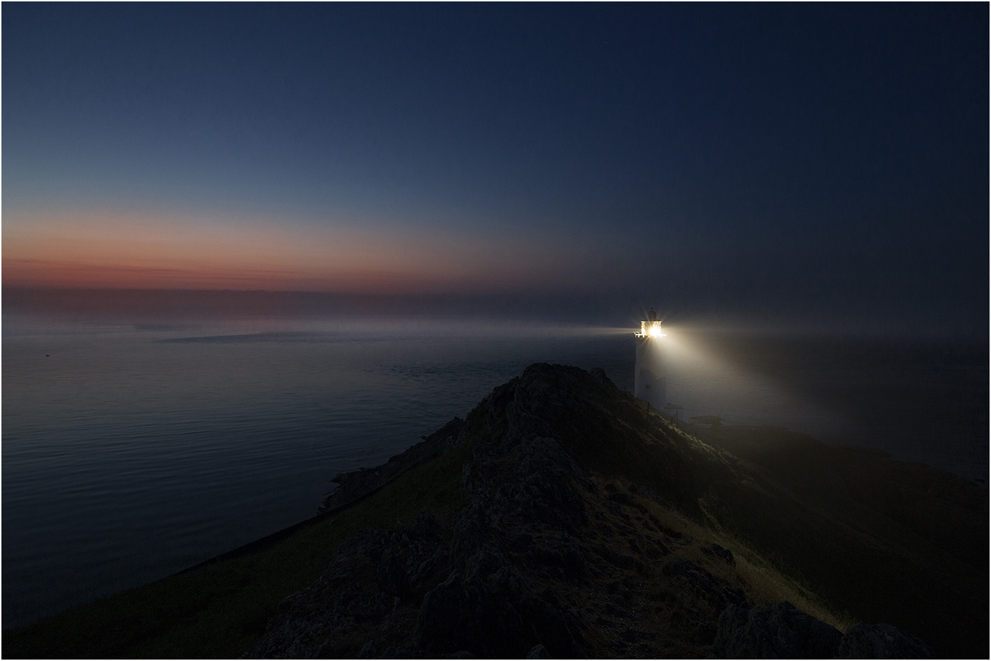 First 'Pre dawn at Start Point' by John Barton