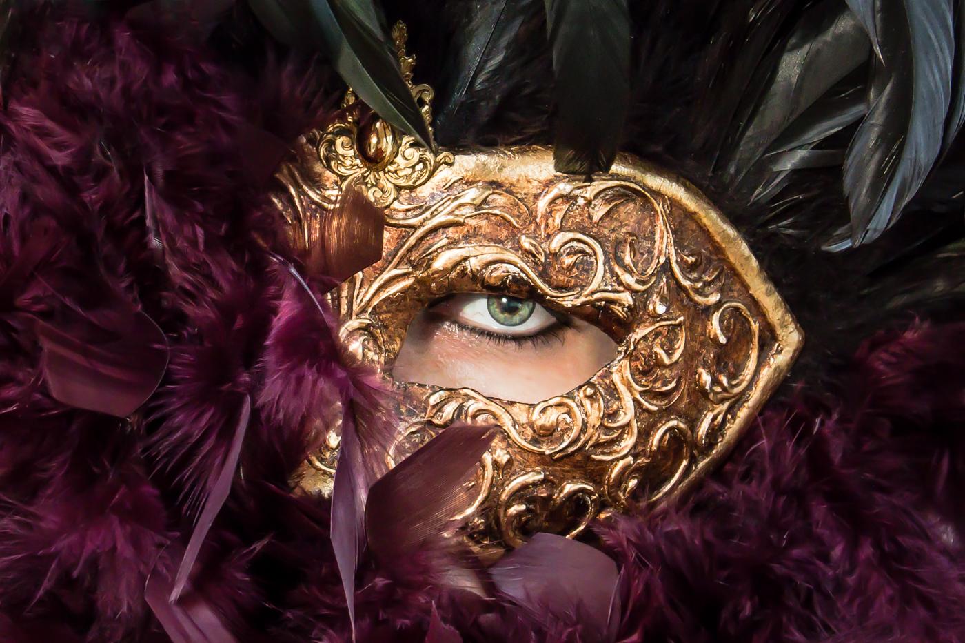 First 'Masked' by Jane Osborne