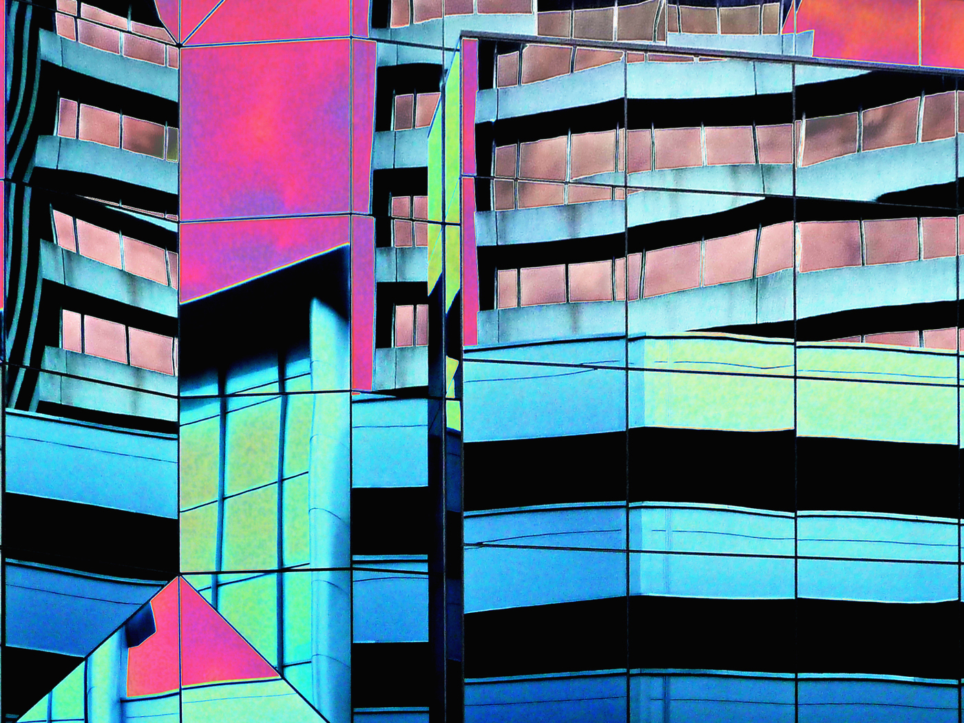Highly Commended 'Building Blocks' by Richard Ramsay