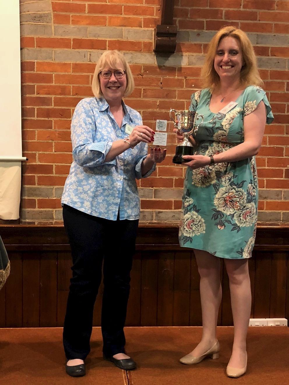 Wiltshire Trophy - Jane Osborne