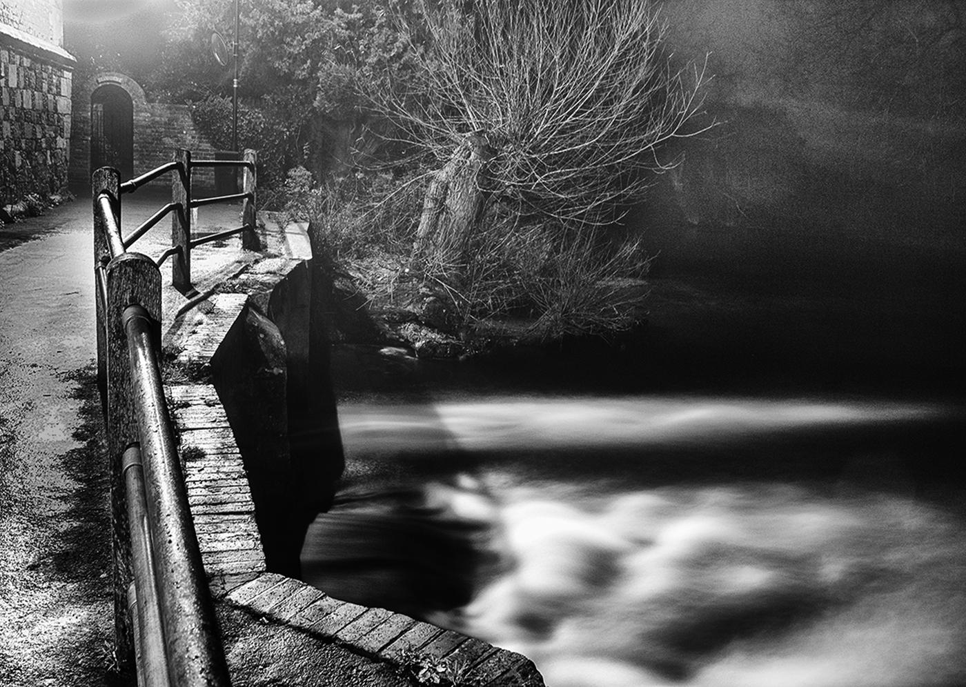 'Harnham Mill' by Ian Preece