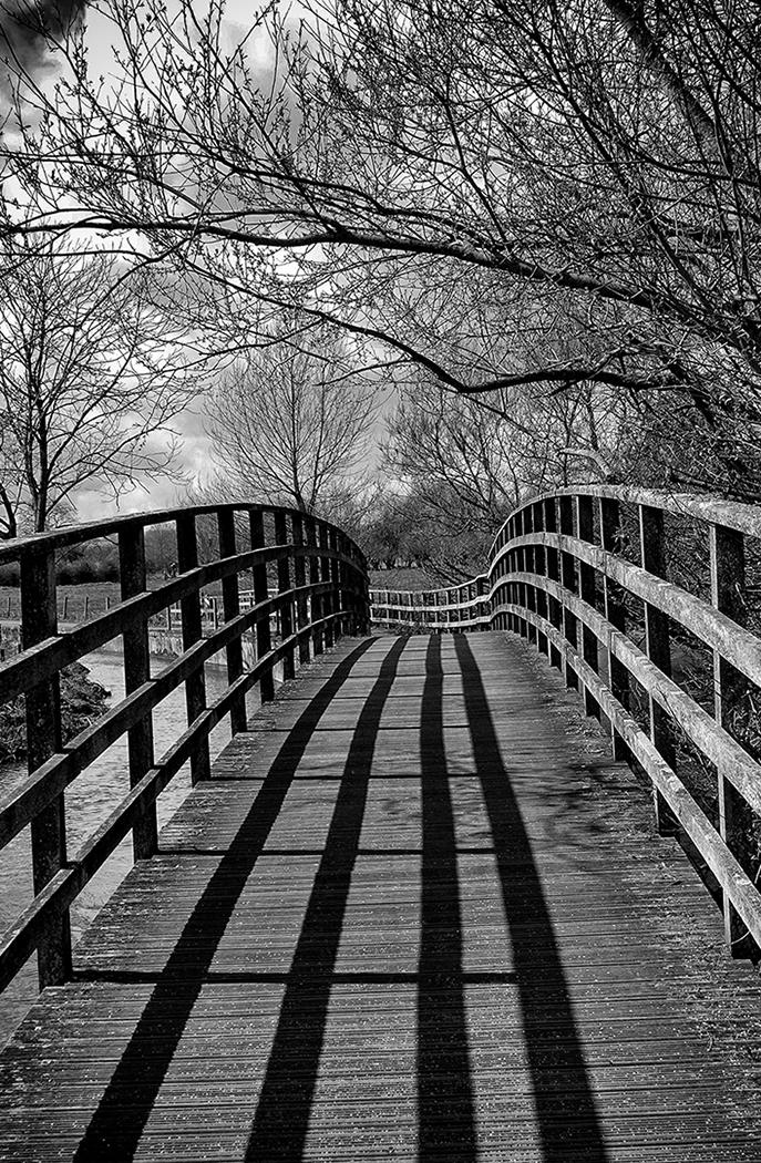 'Long Bridge' by Roger  Ellway
