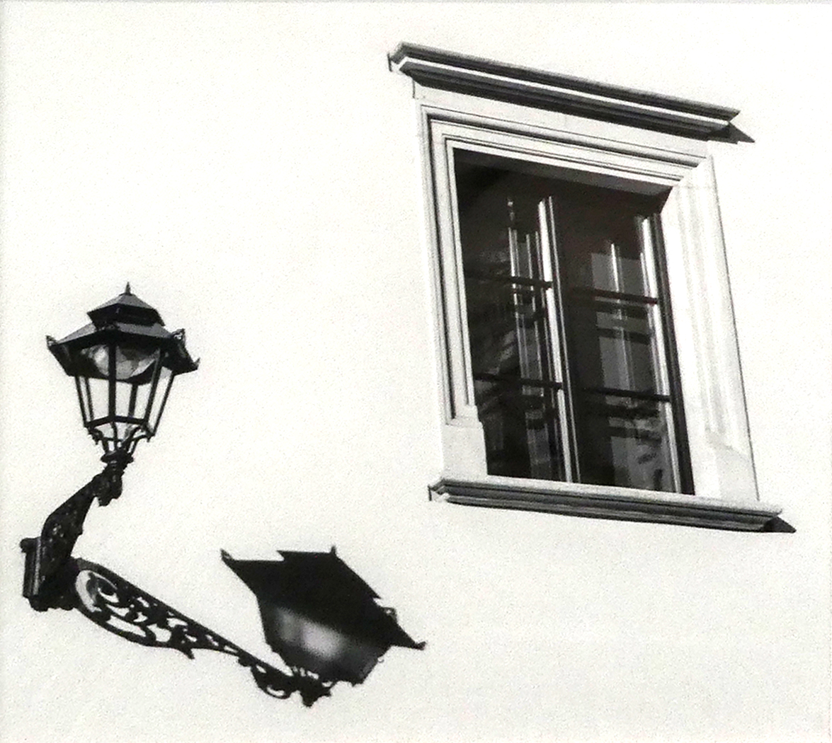 'Lamp & Window' by Paul Rigg