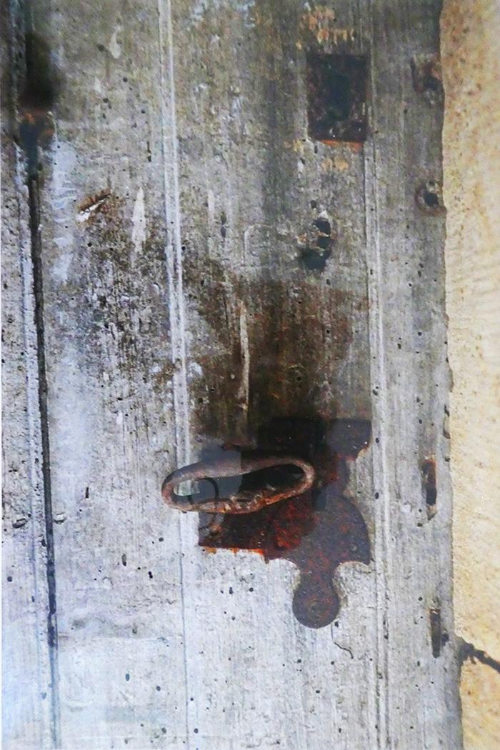 'Door Handle' by Dave Davies