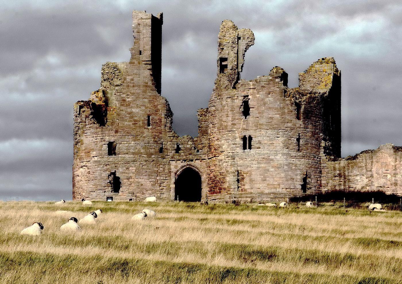 'Dunstanburgh' by Roger Kent.