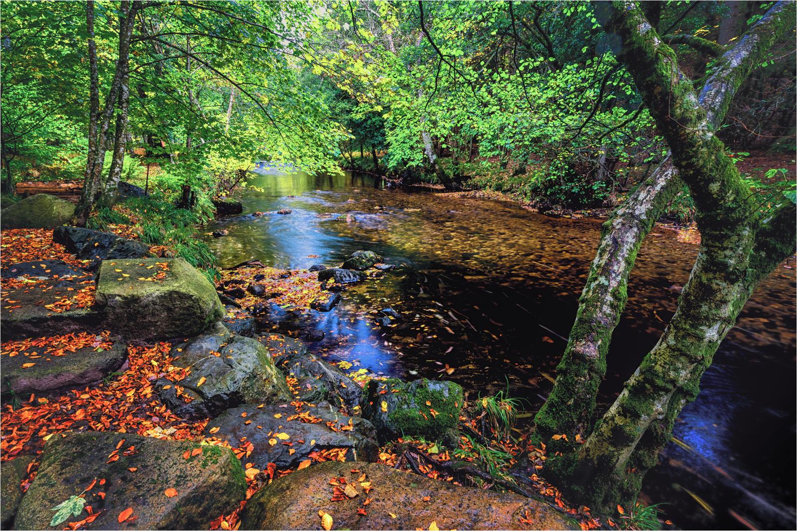 03_River Teign Dartmoor_John Barton
