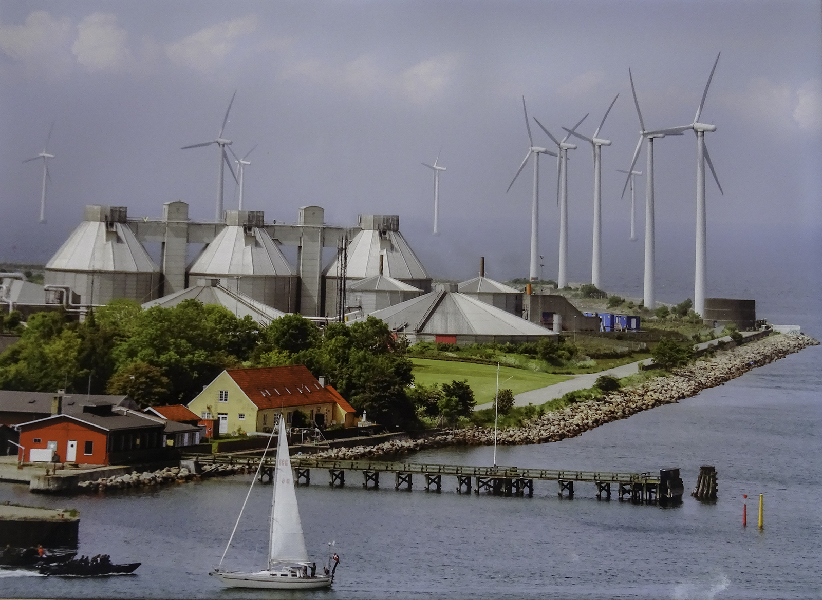 36__Wind Farm_Roger Ellway
