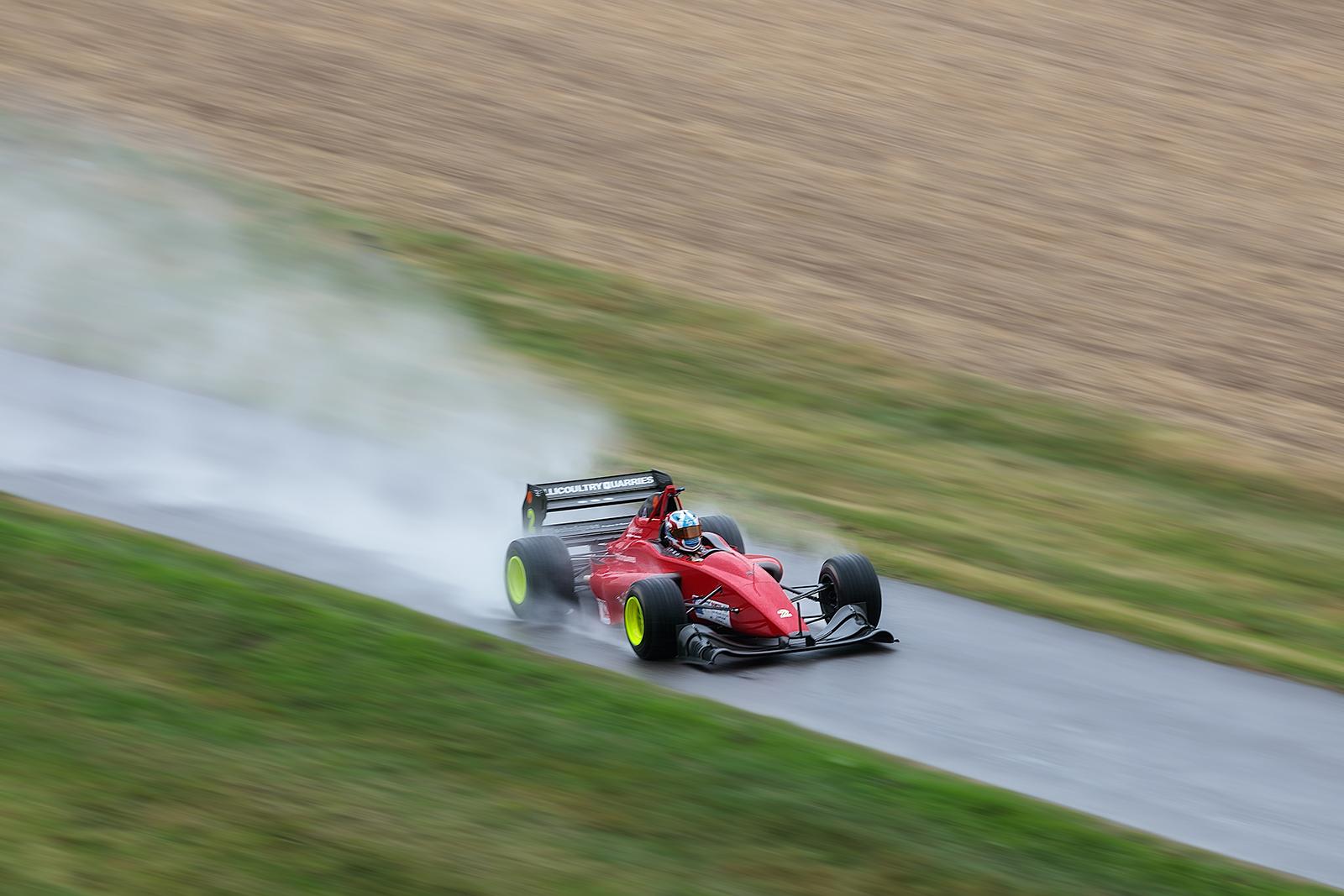Second 'Racing Through the Rain' by Shaun Duke