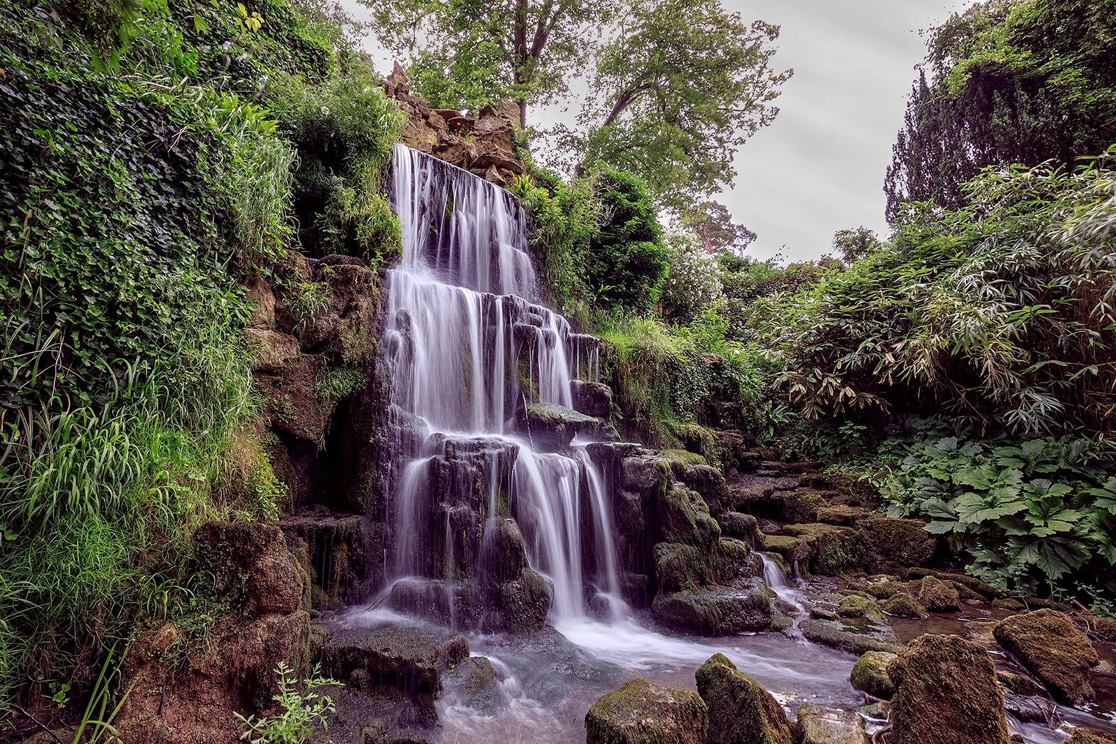 Third 'Bowood Cascade' by Shaun Duke